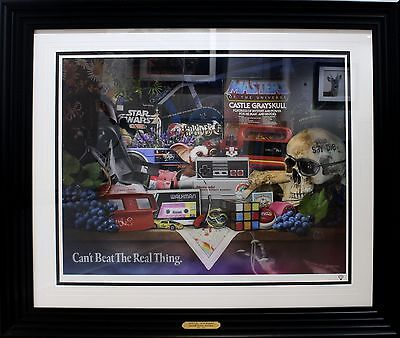 Still Life with Mogwai - Hand-signed Limited Edition by JJ Adams