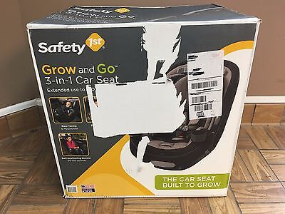 Safety 1st Grow and Go 3-in-1 Convertible Car Seat - Boulevard