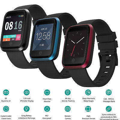 ID115 Bluetooth Smart Watch Wristband Bracelet Sport Fitness Activity Tracker US