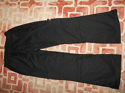 Dickies Chef Women's size Large L black Pant