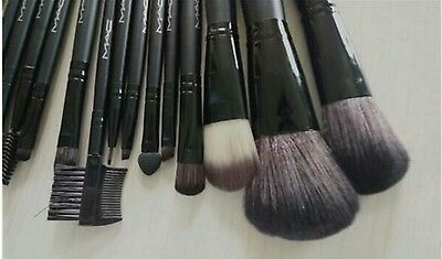 MAC Professional 15 Piece Makeup Cosmetic Brush Sets (NEW)