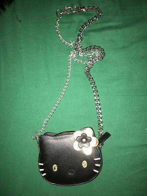 Hello Kitty Borsello Nero Little Bag Sanrio