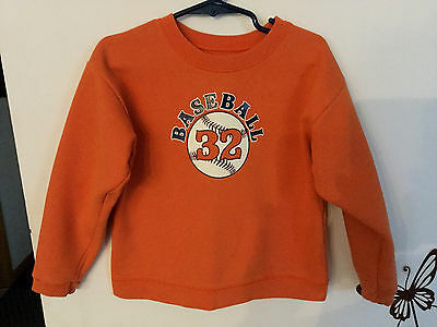 Baby Toddler Boys Kids Pullover Long Sleeve Clothes Tops Sweater size 5T