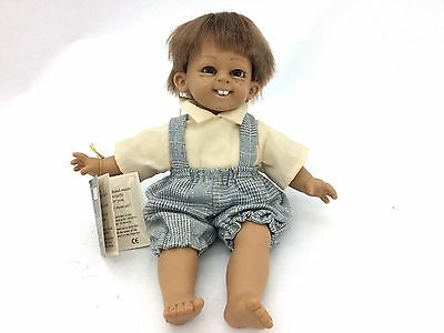 "D'Anton Jos ""Benjamin"" Doll - Made in Spain"