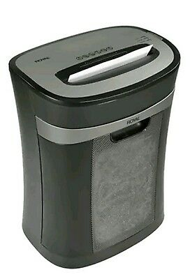 Royal 14-Sheet Cross Cut Paper Shredder CD's Cards with Pullout Basket HG140MX