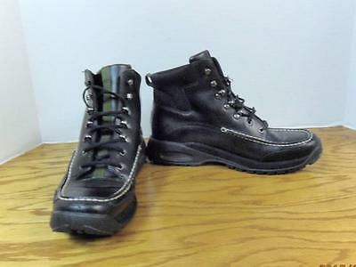 Nike Air  / Cole Haan Black Women's Hiking  Boots     Size  9.5 B