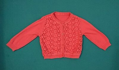Gorgeous girls cardigan from Dunnes Aged 6-9 months