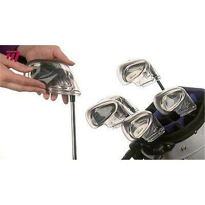 Castle Bay Iron Cover Clear 3-Sw  Golf Accessories Head Cover