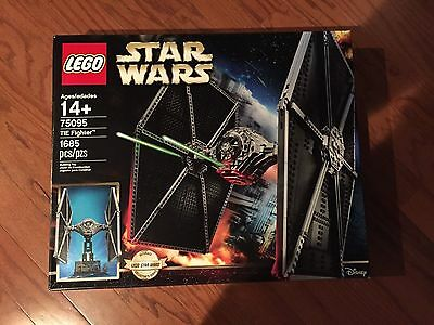 New Tie Fighter Star Wars Lego Ultimate Collector's Series Ucs