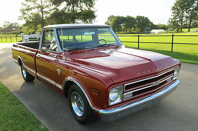 1968 Chevrolet C-10  1968 Chevrolet C-10, fresh 355 small block, p/s, turbo 350, show quality paint