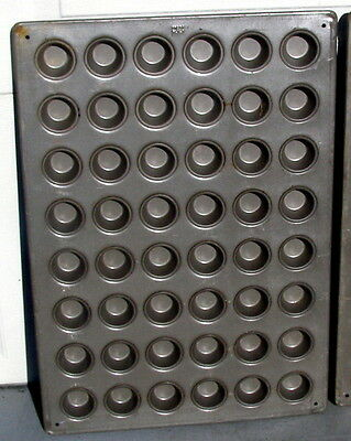 ** EKCO - COMMERCIAL - Muffin BAKING PAN - bakes 54 muffins at a time **