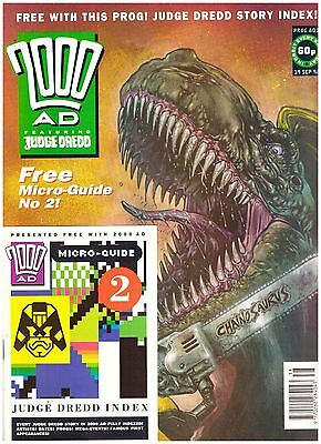2000Ad Prog 801 Fn (6.0) With Free Gift