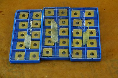 New 30 Carboloy Carbide Inserts  Snmg -544E -48