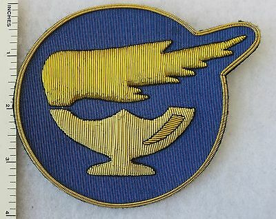 54th BOMB SQUADRON US AIR FORCE Bullion PATCH Custom Made for USAF VETERANS