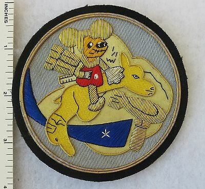 349th BOMB SQUADRON US AIR FORCE Bullion PATCH Custom Made for USAF VETERANS