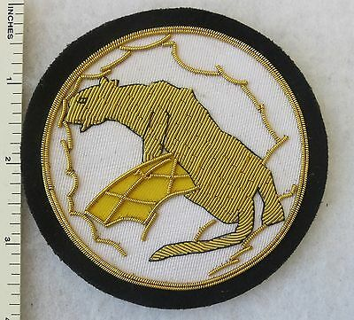 331st BOMB SQUADRON US AIR FORCE Bullion PATCH Custom Made for USAF VETERANS