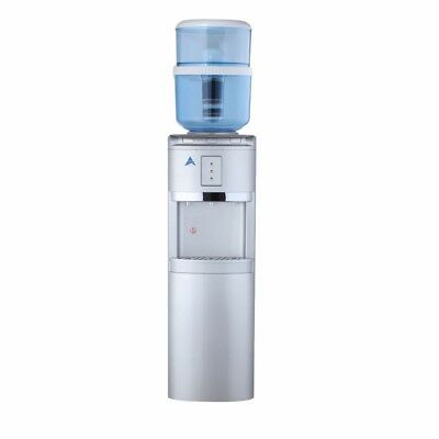 New Water Cooler Silver Free Standing Awesome Purifier Dispenser Filter Hot Cold