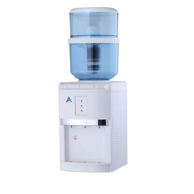 Water Cooler Benchtop Chiller purifier Hot Cold Ambient Awesome Aimex White