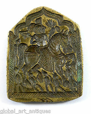 Vintage Beautiful God/Goddess Bronze Jewellery Stamp/Dye Collectible. G46-150