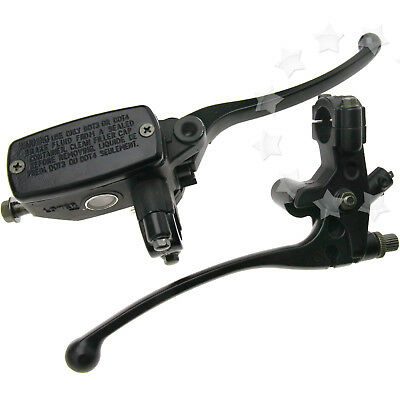 New Hydraulic Brake Aluminum Motorcycle Clutch Lever Master Cylinder