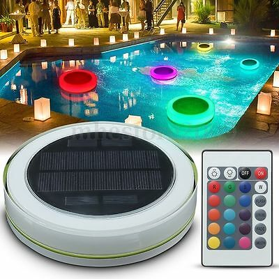 Swimming Pool LED Light RGB + Controller- Bright 7 Different Colours- Retro Fit