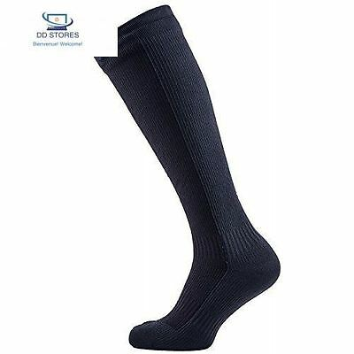 Sealskinz 11116170800110 Chaussettes Homme, Noir Anthracite, FR S Taille...