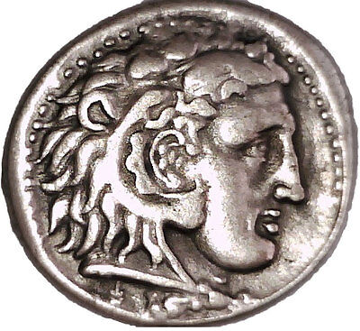 Greece Macedon Macedonia Alexander Iii The Great Tetradrachm Coin Memphis Egypt