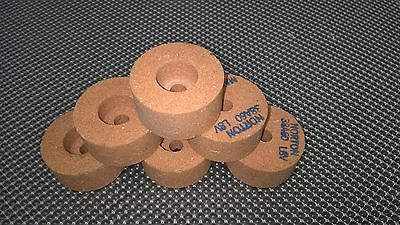(6) Norton Grinding Wheel 38A60 new grinding wheel