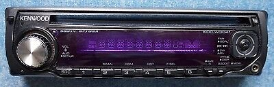 Frontal radio de coche KENWOOD