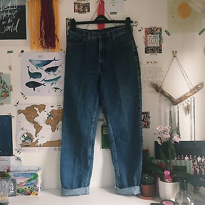 Vintage Levi Style Mom Jeans Medium Blue