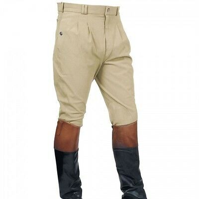 * Mens Beige Mark Todd Auckland Breeches - All Sizes *