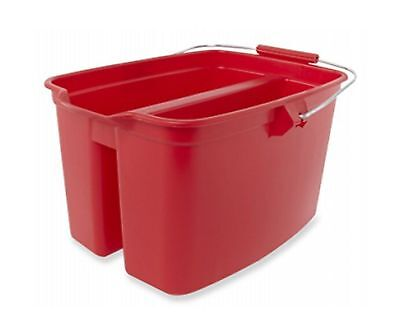 RUBBERMAID 1887094 Double Pail with Handle