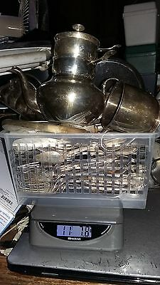 Silverplate For Crafts Scrap, Or Resale  Over 11 Lbs !!!!!!!!!!