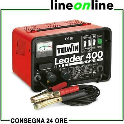 Caricabatterie auto TELWIN Leader 400 807551