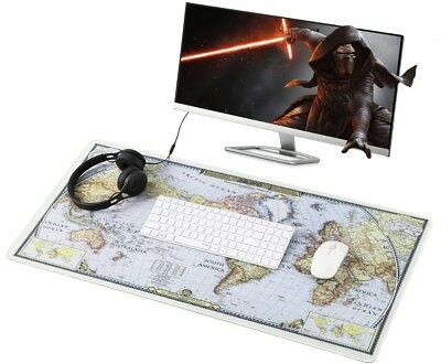 World map gaming mouse mat large size 900x400mm water resistant jialong world map gaming mouse mat large size 900x400mm water resistant pad gumiabroncs Images