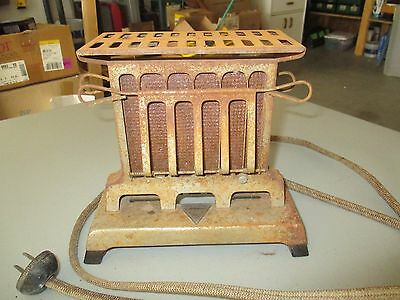 VINTAGE TOASTER by AMERICAN ELECTRIC HEAT 1900's
