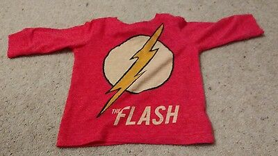 The flash top, 3-6 months