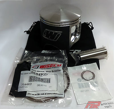 Wiseco Piston Kit Honda CR480 / CR500 90mm Bore 1mm Over 1982-2001