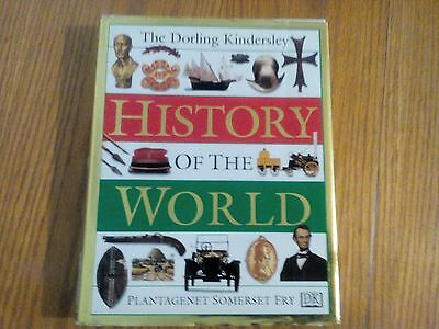 History of the World by Plantagenet Somerset Fry - A Dorling Kindersley Book