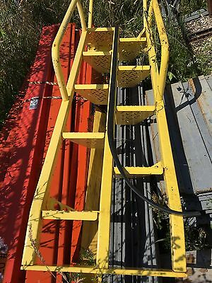 Lapeyre Stairs Alternating Treads. 8 Steps 6.5ft