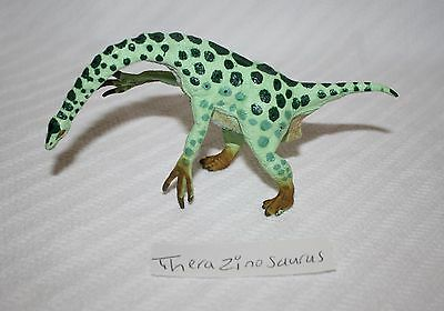 Therizinosaurus Museum Quality Replica 1:40 Model Dinosaur 1993 Carnegie Safari