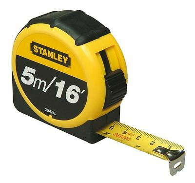 Stanley Tool Metric Imperial Measurement Tape Measure 5m / 16'