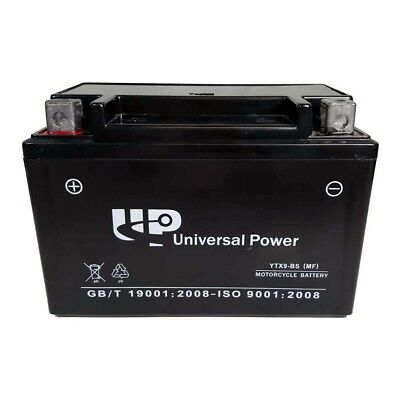 Scooter / Motorcycle Battery - YTX9-BS (12 volt, 8 amp)