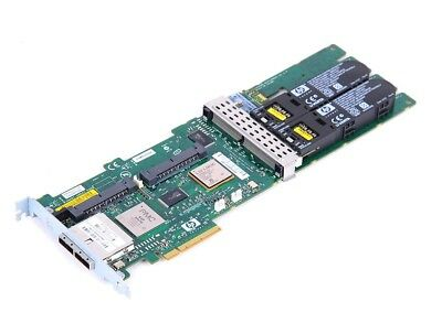 HP Smart Array P800 RAID Controller SAS / SATA 512 MB Cache - 501575-001