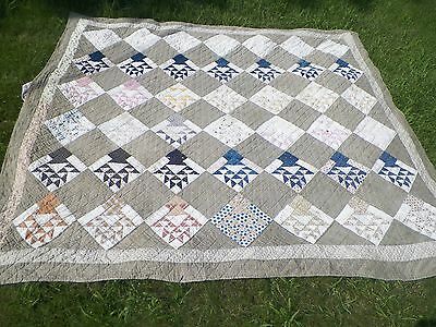 Antique 1900 Quilt~Basket~Repair~Cutter~Nr