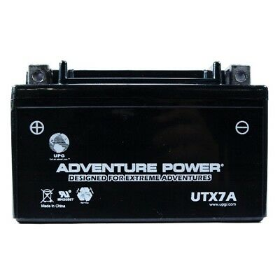 Scooter / Motorcycle Battery - YTX7A-BS (12 volt, 7 amp)