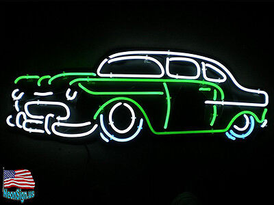 "Classic car old school car Neon Sign 20""x16"" From USA"