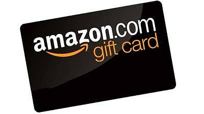 $5 Amazon Gift Card. Quick Delivery. *See details*.