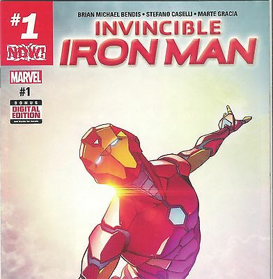 INVINCIBLE IRONMAN Riri Williams is Ironheart Marvel comics #1