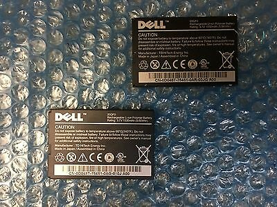 Lot of 2 Genuine OEM Dell 20QF0 Replacement Battery for Dell Streak Mini 5